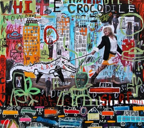 white crocodile, where's the money, stranger, avions
