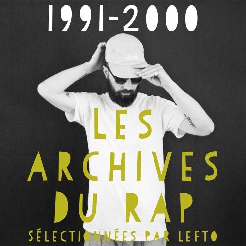 lefto, archives du rap