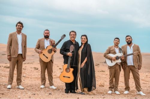Chico & The Gypsies - 3 Daqat Gipsy ft. Hasna