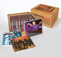 dreyfus, jazz, label, 20 ans, coffret, anniversaire, francis, site, galliano, lockwood, petrucciani, ahmad jamal, marcus miller,