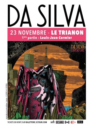 Da Silva, concert, Trianon